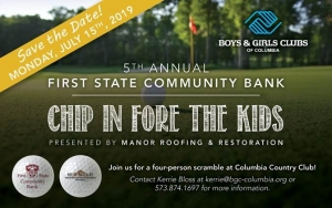 First State Community Bank Chip In Fore The Kids Golf